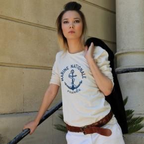 Quand vous en aurez marre de votre marinière…